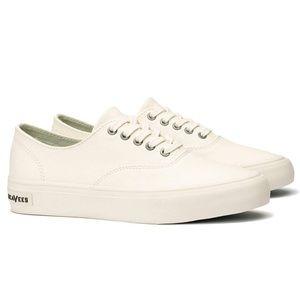 • SeaVees • Legend Leather Sneakers